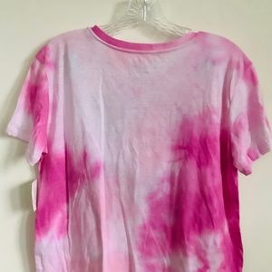 Tops - AC/DC For Those About to Rock Size Medium Pink
